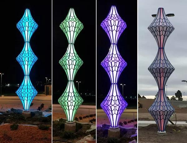 钢管艺术雕塑创造