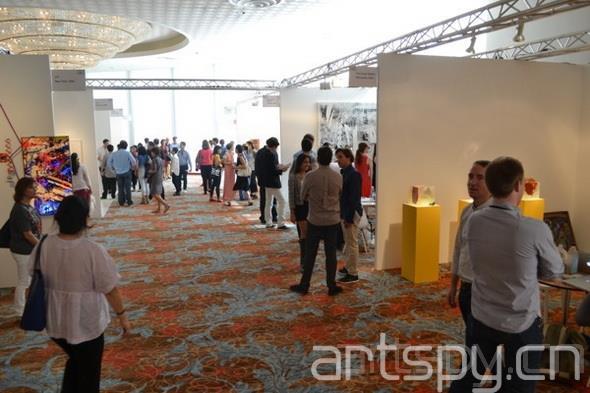 2013年nada迈阿密海滩艺博会现场