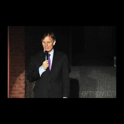 丹麦大使Friis-Arne-Petersen
