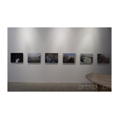 王郁洋 景色,2008-2010 摄影 照片 60×80厘米×6