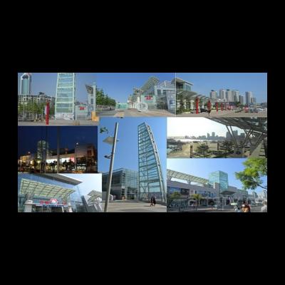 艺展场地百丽广场