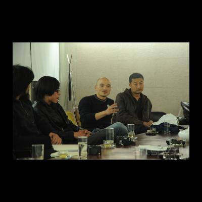 项目总结会议王光乐发言