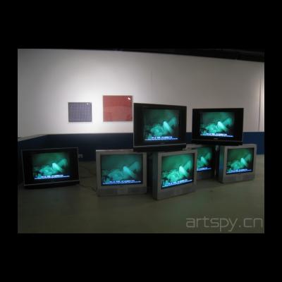 李然 地理之外 2012 单声道彩色高清视频装置