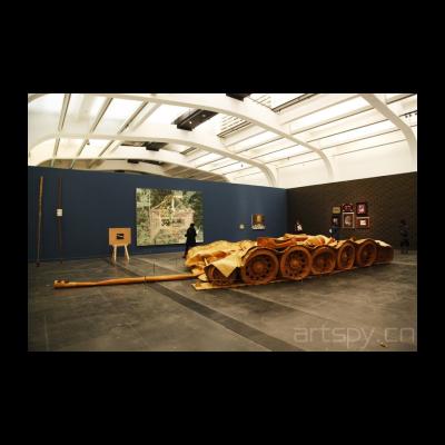《坦克计划》  何翔宇
