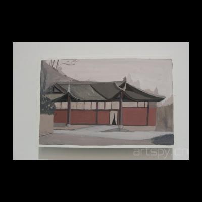 刘晓辉,西行系列·之一
