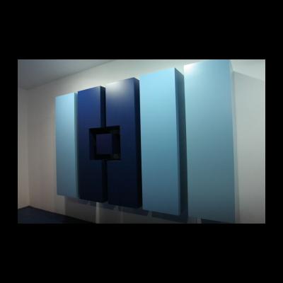 平衡-蓝色
