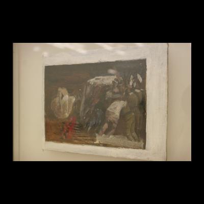 王兴伟,高粱地的草稿,1991