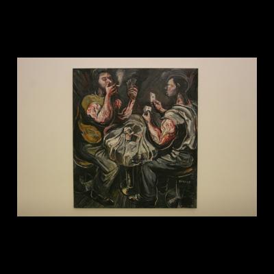 张恩利,扑克牌,1997