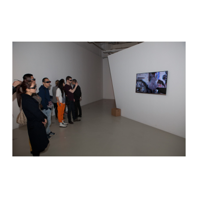 孙逊,《魔术师与死乌鸦》,单屏动画、3D动画,9′43″,2013