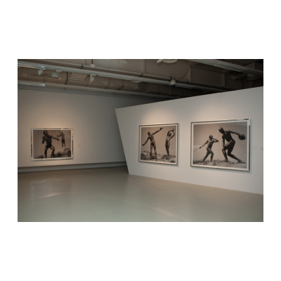 鄢醒,《两部录像、三张照片、几件与之相关的杰作和美国艺术》2013