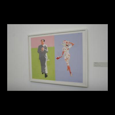 余友涵,《花之女》,2011