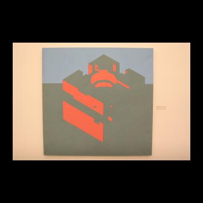 麦志雄,《机械系列二号》,1994