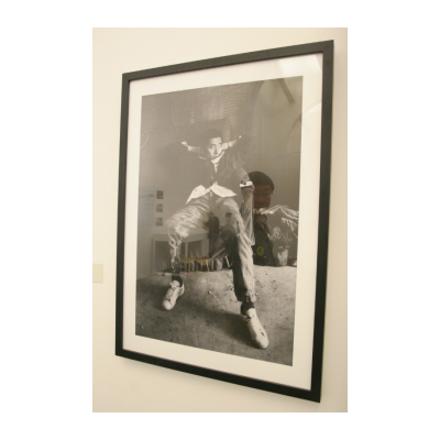 罗永进,《1990年的张培力》,1990