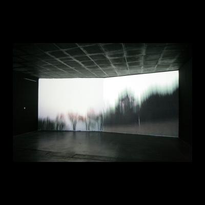 张培力,《相关的节拍》,1996