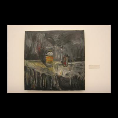 张恩利,《容器(二)》,1998