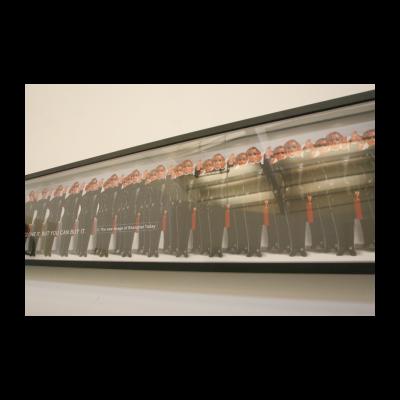 施勇,《你不可以克隆,但你可以买》,2000