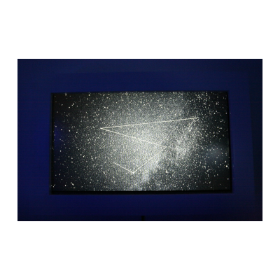 名称:星际旅行 2013/年代: 2013/材质:16:9, 录像或录像装置/时长:06:34 /版