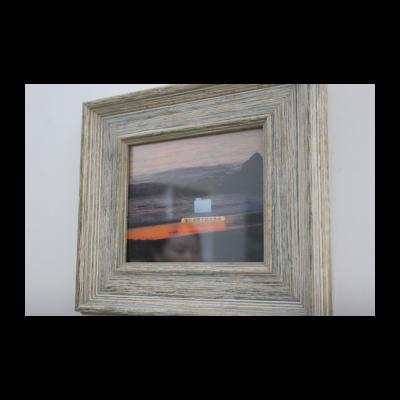 名称:落日余晖下的文件夹/年代:2010/ 材质:收藏级打印/尺寸:15.5 × 13cm / 版本