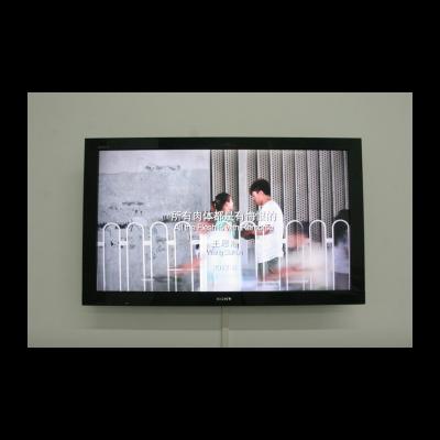 王思顺,所有肉体都是有悔恨的,2012