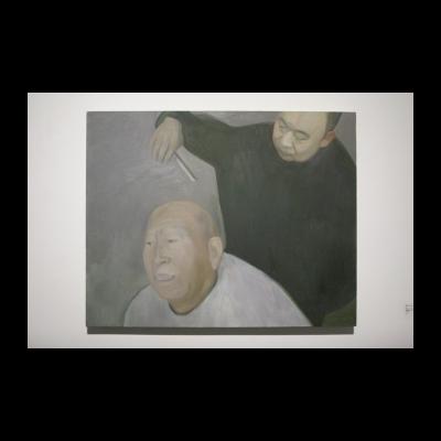 王音,剃头No.2,2014