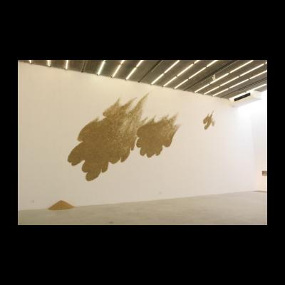 闫冰,风·麦子,2010
