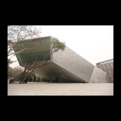 万林艺术博物馆全景
