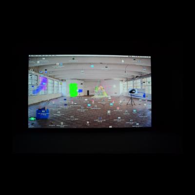 林科,桌面,录像装置,林科的电脑桌面文件,无限循环,2015