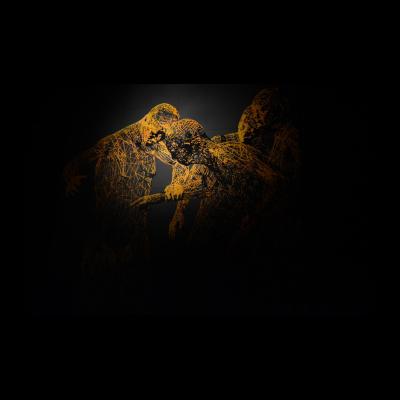缪晓春,零度怀疑,丙烯画,布面,8mx8m,2015