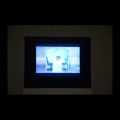 李燎 《办公室-叶卡捷琳娜》 2015