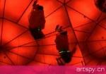 目耳计划当代艺术展 开幕现场(视频)