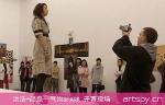 洪浩+颜磊—气泡SPARK 开幕现场(视频)