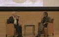 超有机高峰对话第二场——潘公凯对话托尼·克拉格(下)(视频)