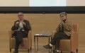 超有机高峰对话第五场——高名潞对话汉斯(视频)