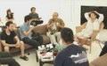脉冲反应——一个关于艺术实践的交流项目 艺术创作成为非个人生产的可能性;艺术创作的普遍性之可能(视频)
